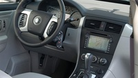 2009 Suzuki XL-7, Interior Front View, manufacturer, interior