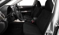 2009 Subaru Impreza, Interior Front View, interior, manufacturer