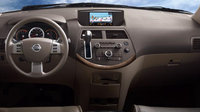 2009 Nissan Quest, Interior Dash View, interior, manufacturer