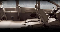 2009 Nissan Quest, Interior View, manufacturer, interior