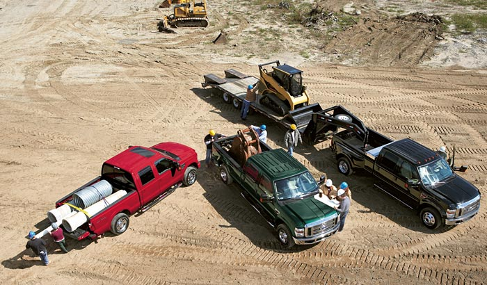 2009 Ford F-250 Super Duty Overview