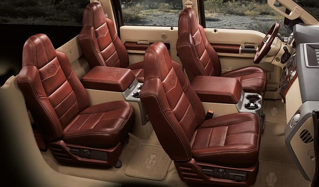2017 Ford Transit 350 Xl >> 2009 Ford F-350 Super Duty - Interior Pictures - CarGurus
