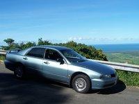 1996 Mitsubishi Magna Overview