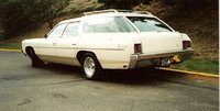 1972 Chevrolet Biscayne Overview
