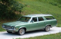 1972 AMC Matador Overview