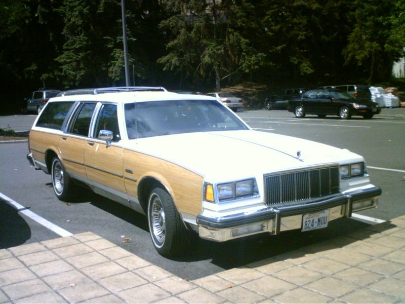 1985 Buick Electra Overview Cargurus