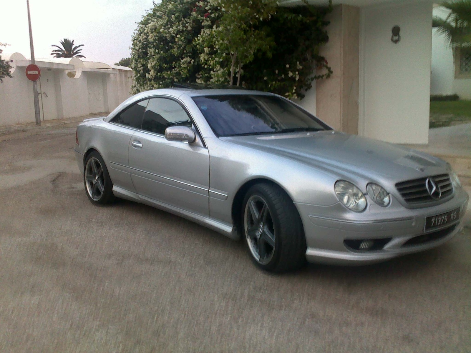 2002 mercedes cl55 amg. Black Bedroom Furniture Sets. Home Design Ideas