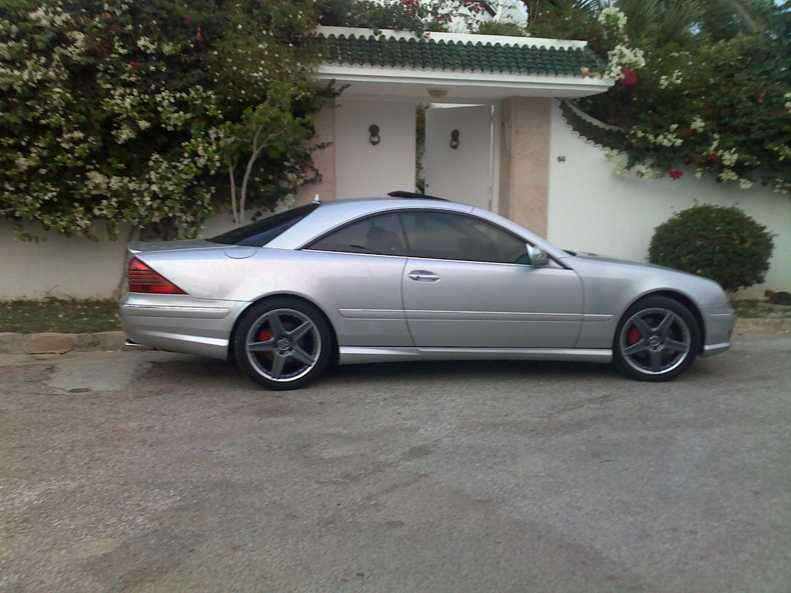 2002 mercedes benz cl class exterior pictures cargurus for Mercedes benz cl55 amg price