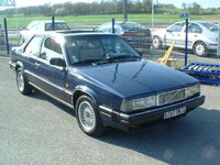 1988 Volvo 780 Overview