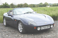 1998 TVR Griffith Overview