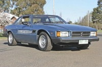 1981 De Tomaso Longchamp Overview