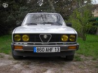 1982 Alfa Romeo Alfetta Overview