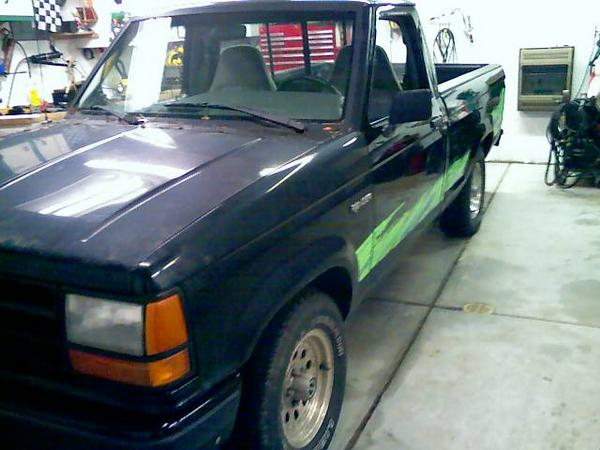 Picture of 1991 Ford Ranger