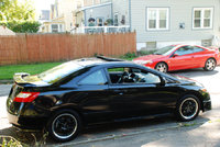 Picture of 2008 Honda Civic Coupe EX-L, exterior, gallery_worthy