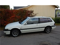 1986 Honda Civic Overview