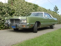 Picture of 1973 Chrysler New Yorker, exterior