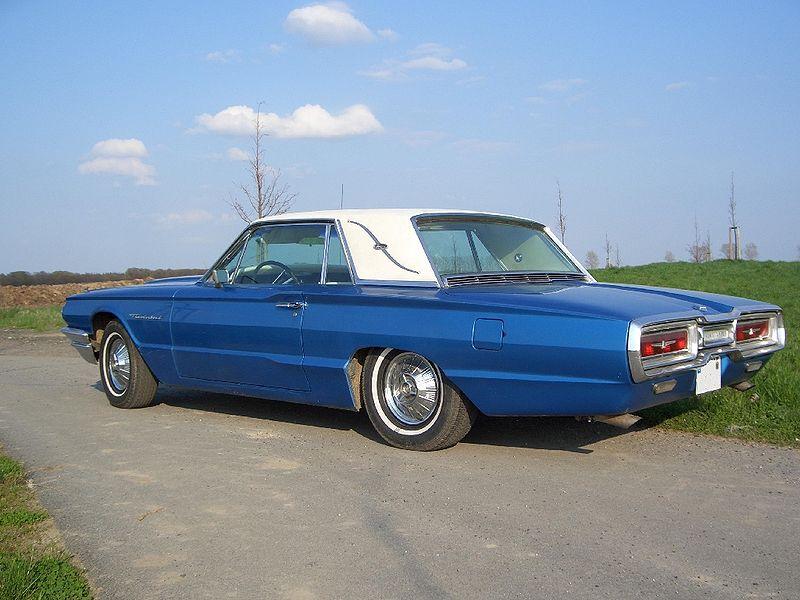 1964 ford thunderbird pictures cargurus