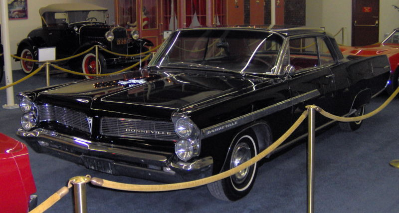 Picture of 1963 Pontiac Bonneville, exterior