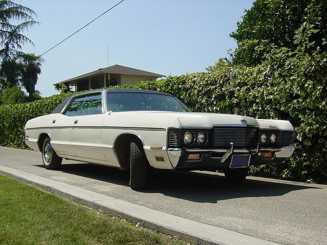 Picture of 1971 Mercury Monterey, exterior, gallery_worthy
