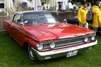 1960 Mercury Monterey Overview