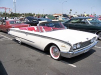 1960 Ford Galaxie Overview