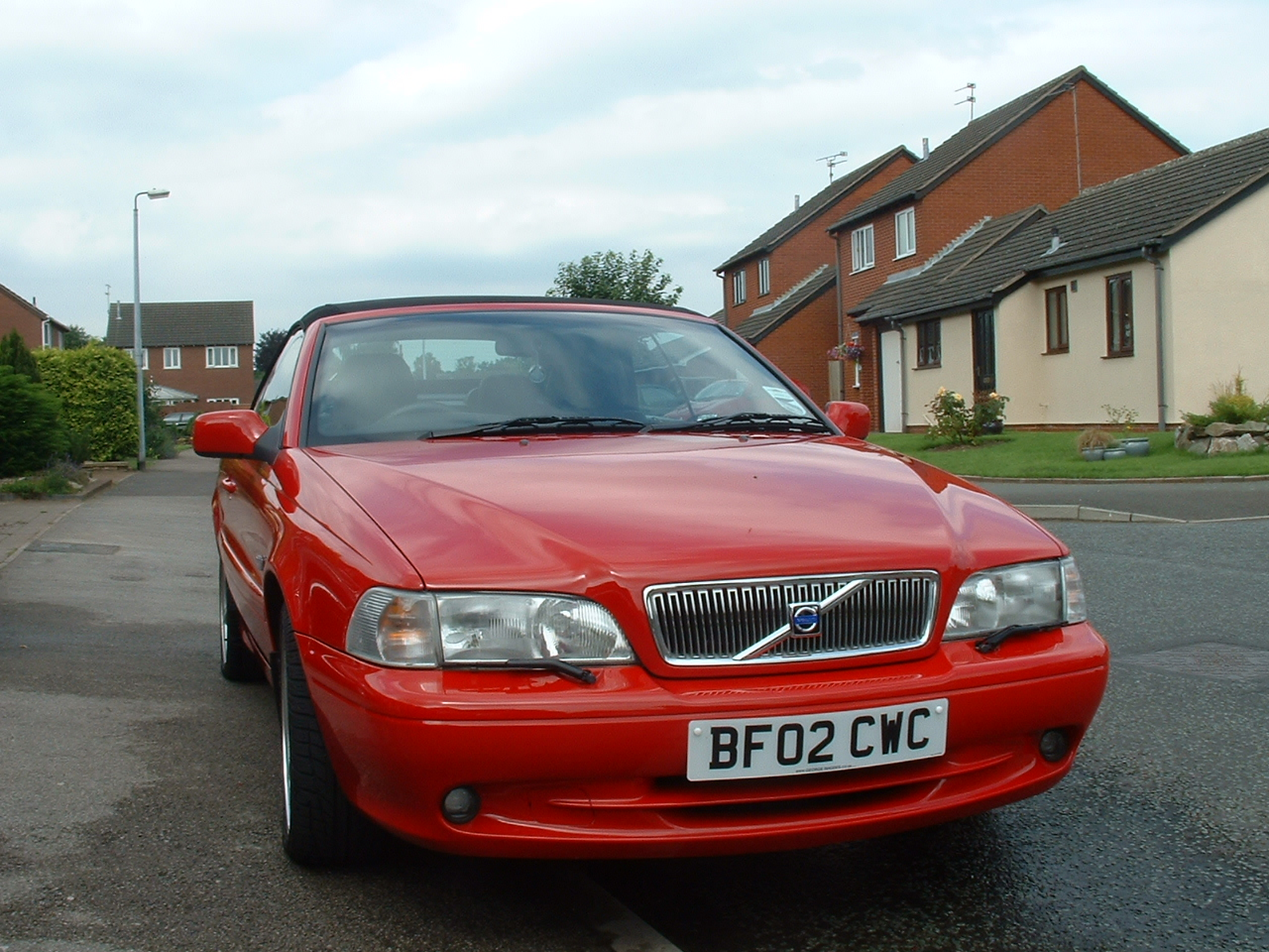 2002 Volvo C70 Convertible Automatic Related Infomation