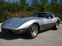 1978 Chevrolet Corvette Coupe picture, exterior
