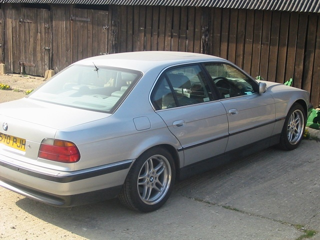 Picture of 1996 BMW 7 Series 735, exterior, gallery_worthy