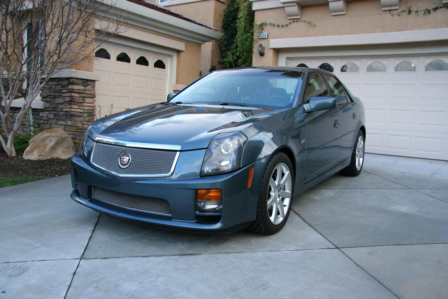 2007 Cadillac Cts V Pictures Cargurus