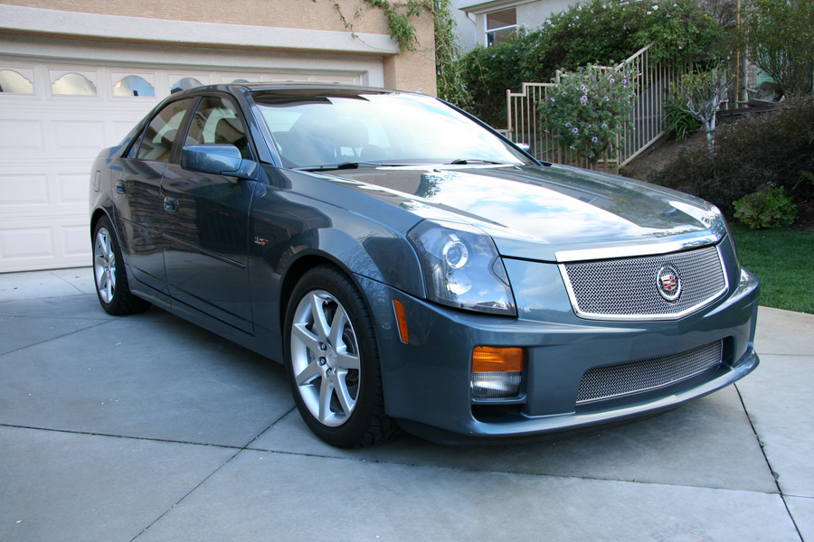 The Car Connection 2010 Cadillac Cts Review Ratings