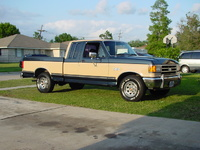 Picture of 1990 Ford F-150 XLT Lariat Extended Cab SB, exterior