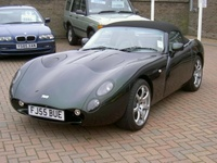 2004 TVR Tuscan Overview
