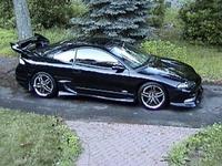 Picture of 1995 Mitsubishi Eclipse GSX Turbo AWD, exterior