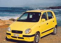 2004 Hyundai Atos Overview