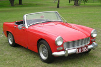 Picture of 1964 Austin-Healey Sprite, exterior