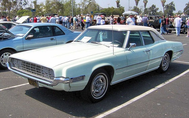 Picture of 1968 Ford Thunderbird, exterior, gallery_worthy