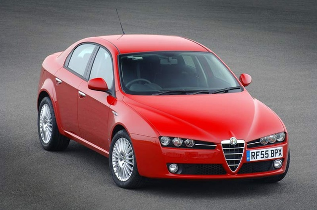 Picture of 2005 Alfa Romeo 159