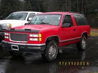 Picture of 1994 GMC Yukon Sport 2dr 4WD, exterior, gallery_worthy