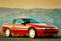 1990 Mitsubishi Eclipse Picture Gallery