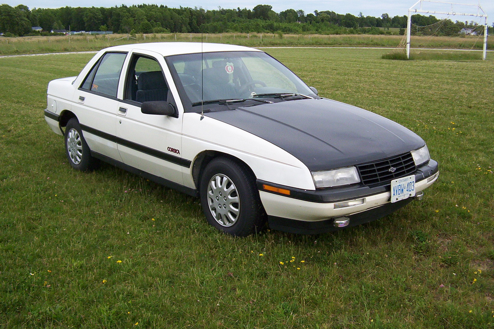 1991 Chevrolet Corsica - Pictures