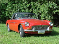 1969 MG MGB Overview
