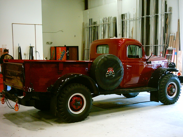 Picture of 1953 Dodge Power Wagon, exterior