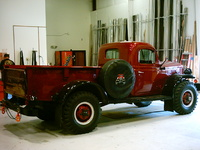 1953 Dodge Power Wagon Overview