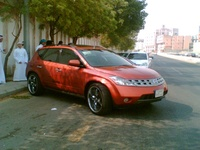 2007 Nissan Murano SE AWD picture, exterior