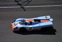 1970 Porsche 917 picture, exterior