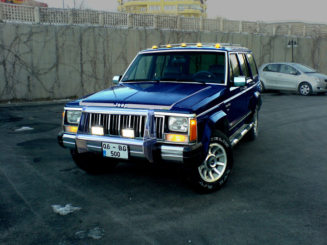 Picture of 1990 Jeep Cherokee Pioneer 4-Door 4WD, exterior, gallery_worthy