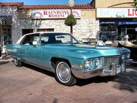 Picture of 1972 Cadillac DeVille, exterior
