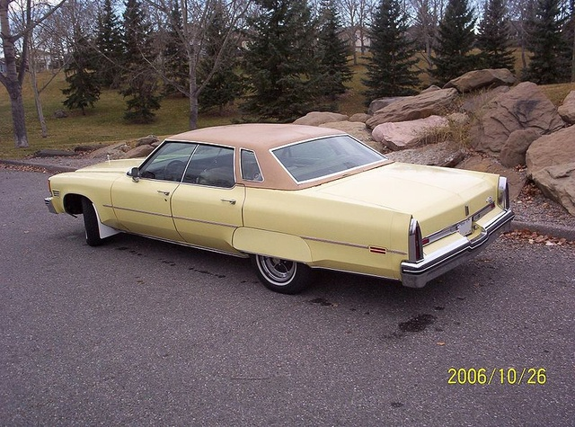 Picture of 1976 Oldsmobile Ninety-Eight, exterior