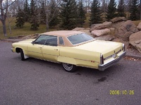 1976 Oldsmobile Ninety-Eight Overview