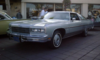 1976 Chevrolet Caprice Overview